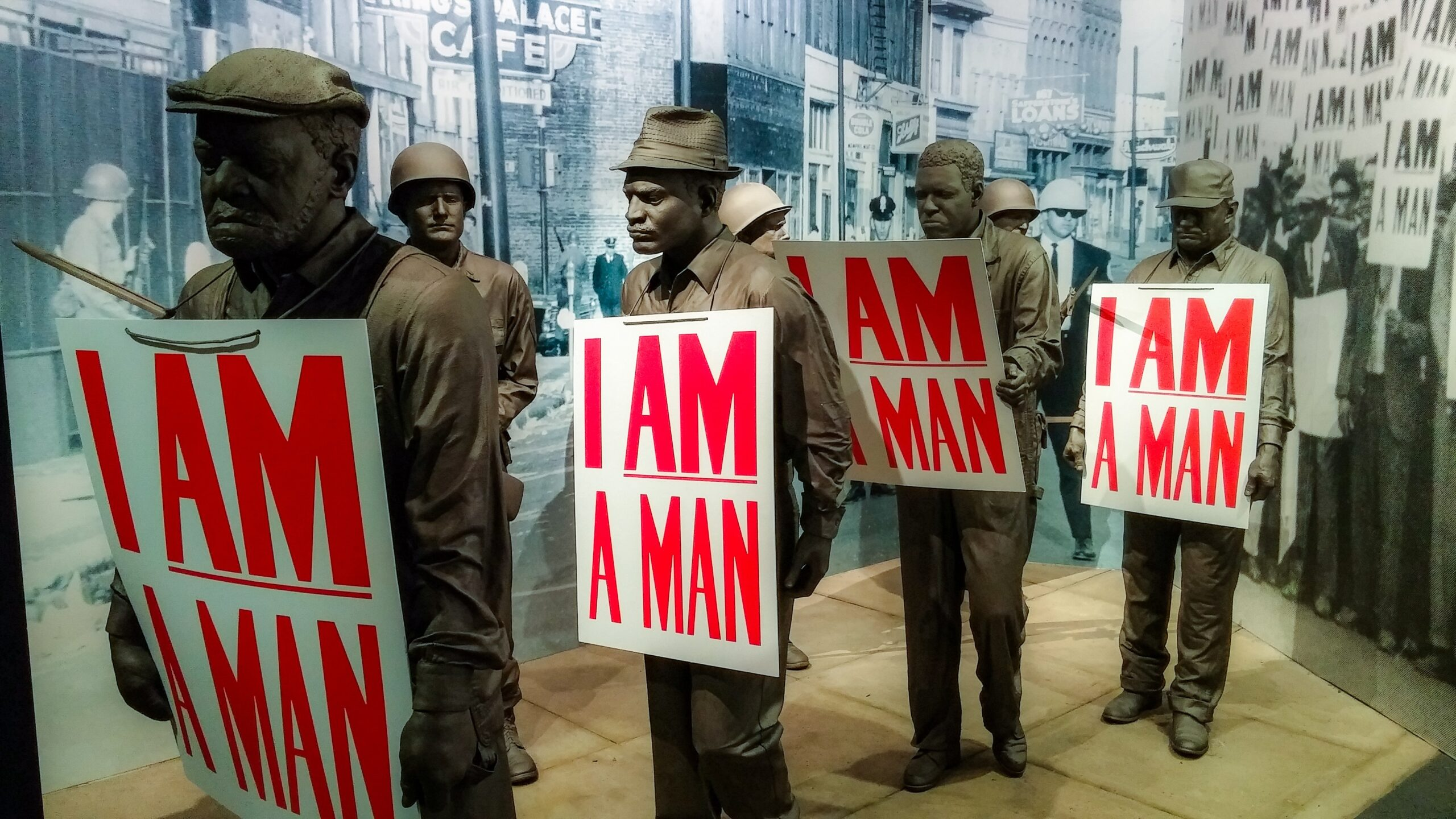 5. National Civil Rights Museum