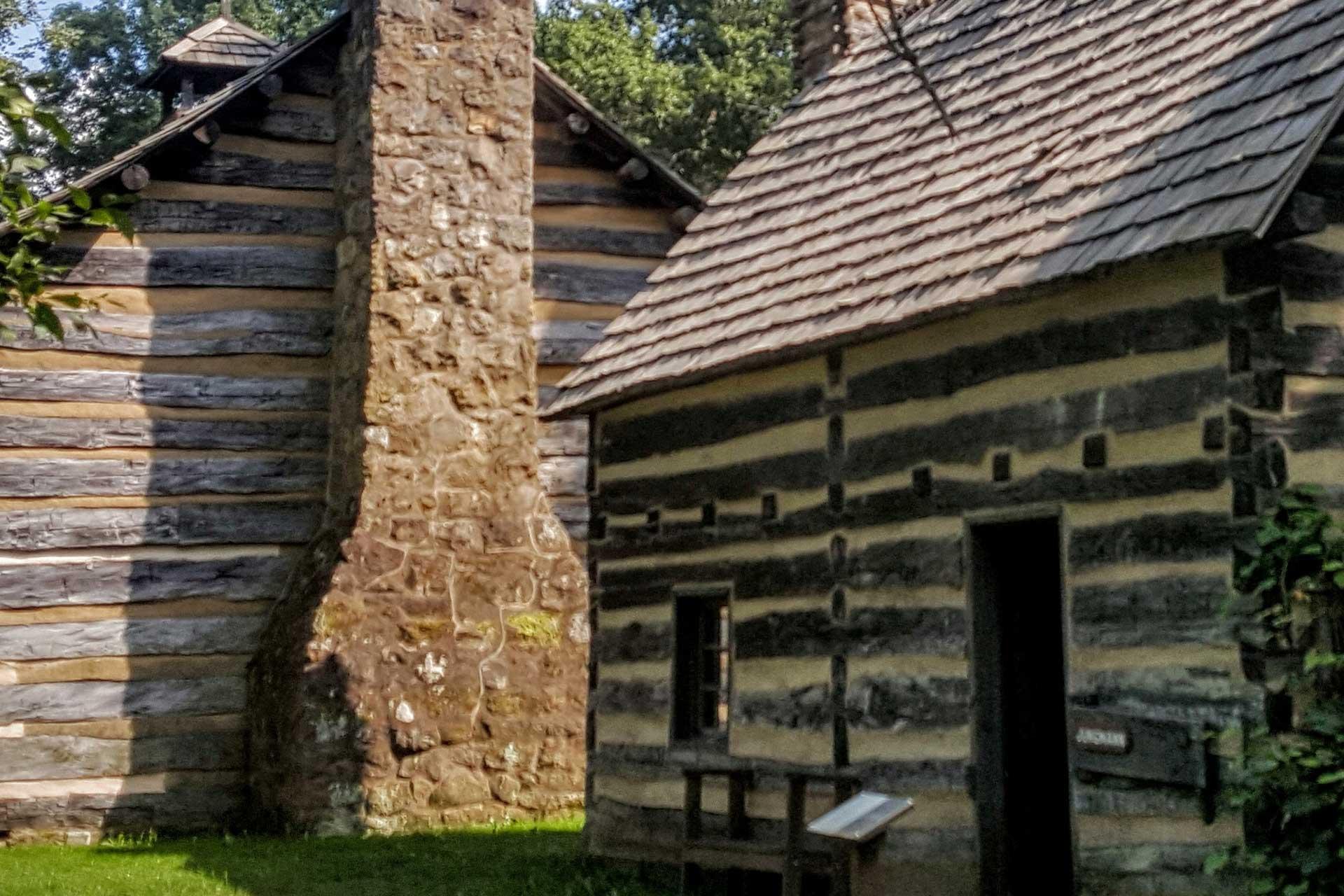 Log Cabin Heritage Park