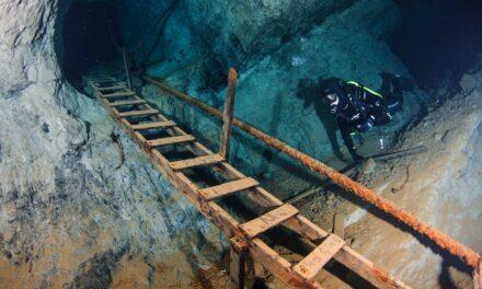 Exploring Bonne Terre's Incredible Underground Mine!