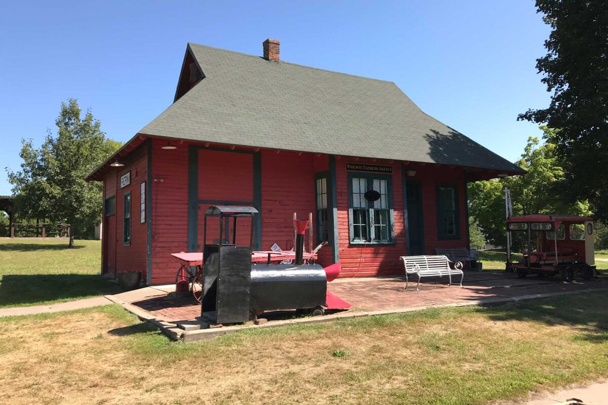 Spots for the Historically Curious in Pepin County, WI