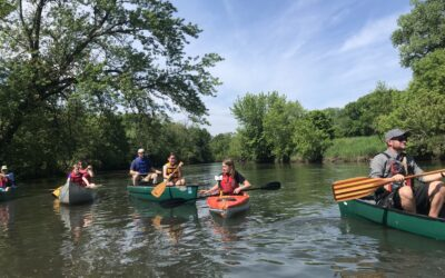 Family Activities by Iowa's Cedar River!