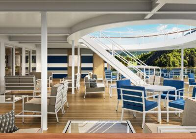 Modern Riverboats Design Concept