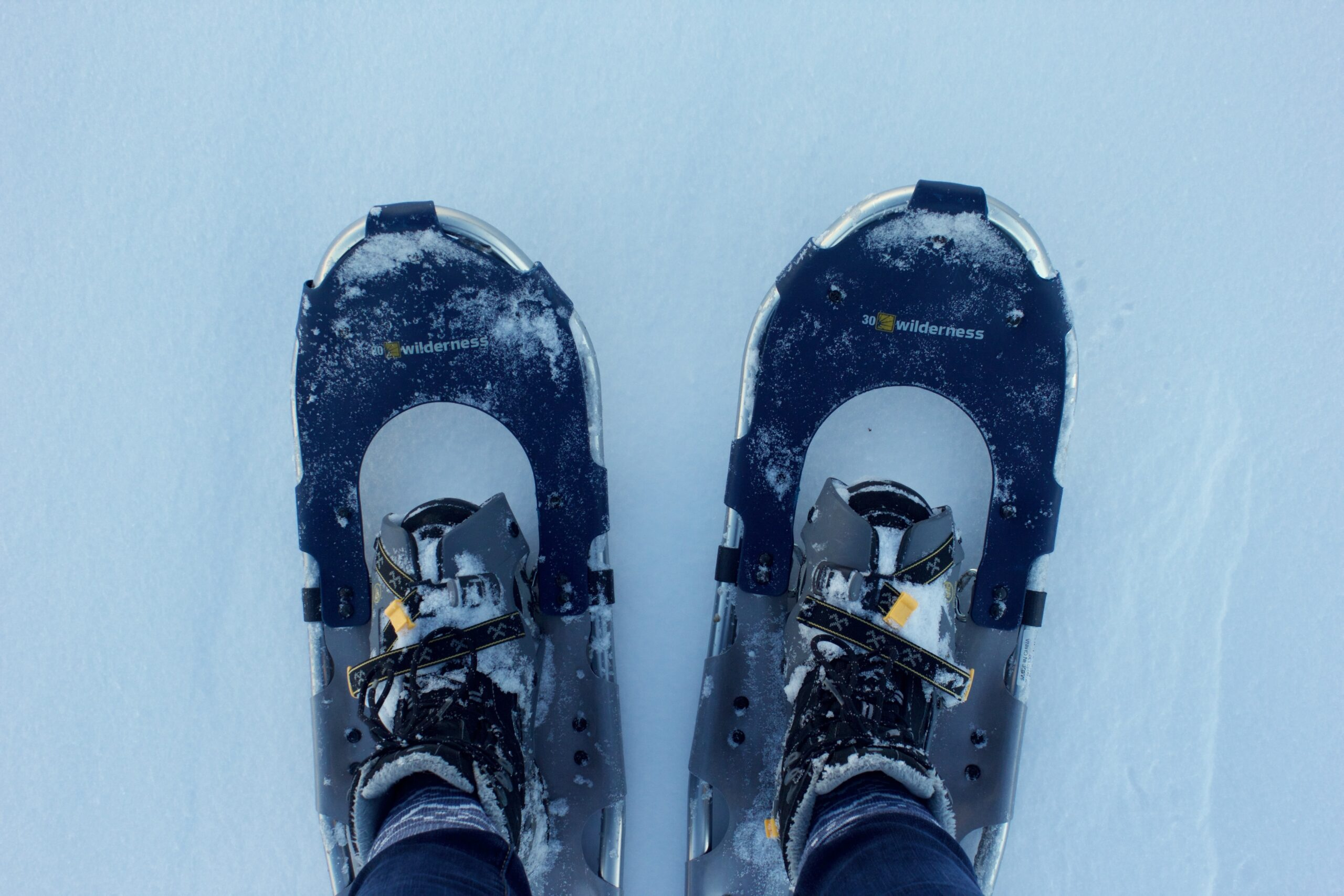 Snowshoeing Trails by the Minnesota River Valley!