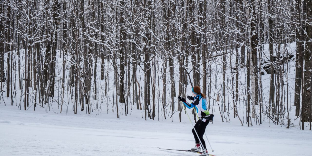 4 Winter Trails by The Chippewa River!