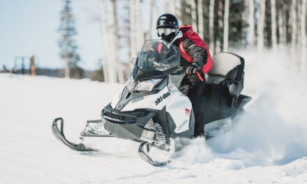 Snowmobiling the Trails of Trempealeau County, WI!