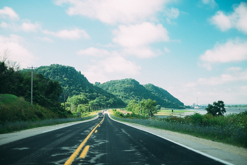 The Wisconsin Great River Road Receives All American Road Status