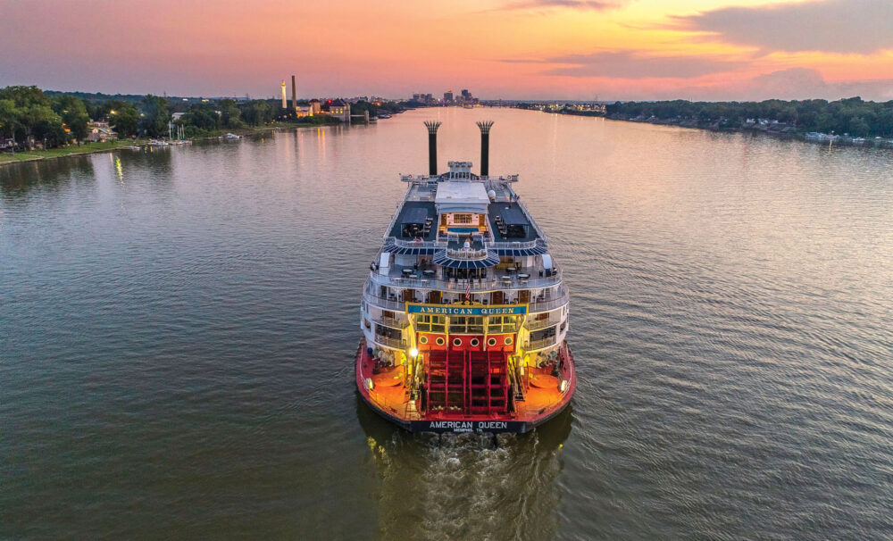 Civil War River Boat Curise