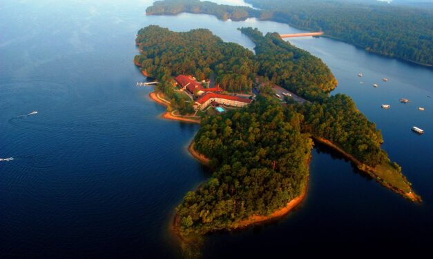 Beautiful Lake Resorts In The Ouachita River Valley