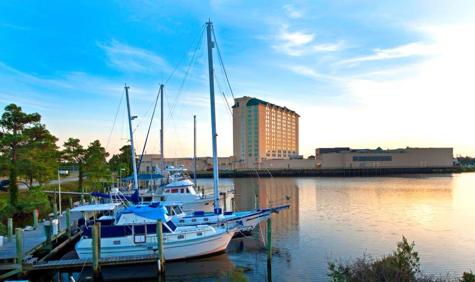 Southern Gulf Coast Casinos In The Tchoutacabouffa River Valley