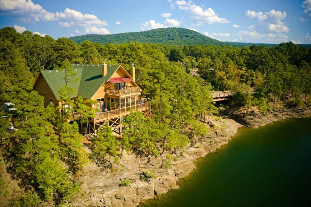 Lake Resorts In The Ouachita River Valley