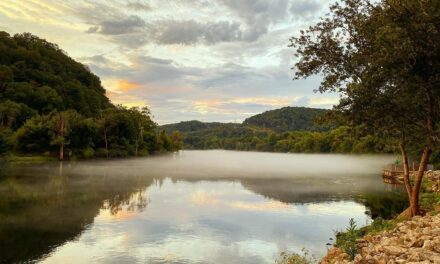 Incredible Tennessee State Parks Near The Tennessee River Valley!