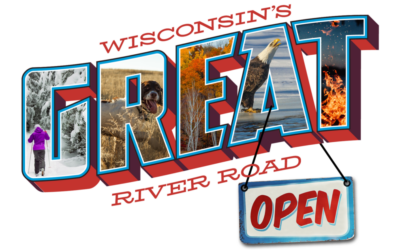 """Wisconsin Great River Road Receives Year Two Funding for """"Welcome Back"""" Campaign!"""