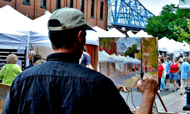 Artspire's 8th Annual Art Fair & Sale in La Crosse, Wisconsin!