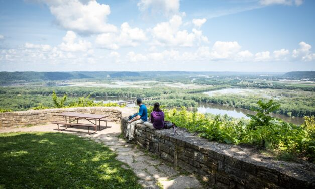 Wisconsin State Parks and Natural Areas Nearby Prairie Du Chien