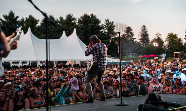 Music Festivals on the Great River Road