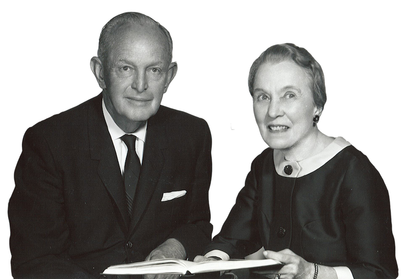 Earl and Loraine Miller