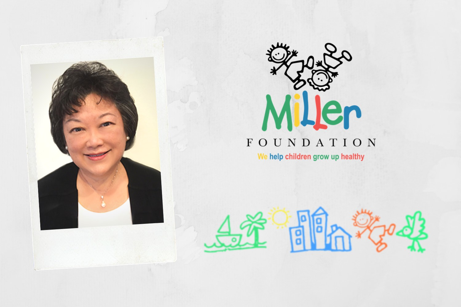 New Miller Foundation Trustee Annette Kashiwabara