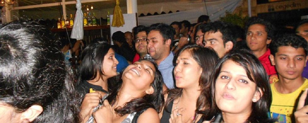 The Indian Sausage Fest, Always More Men Than Women at Nightlife Venues