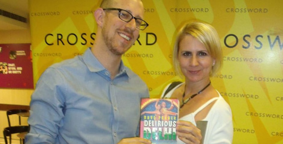 Dave Prager's Delirious Delhi: Curious Book Launch Event