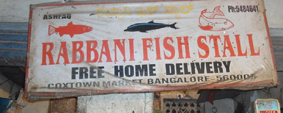All About Questionable Fish & Killing My Own Halal Chickens in Bangalore