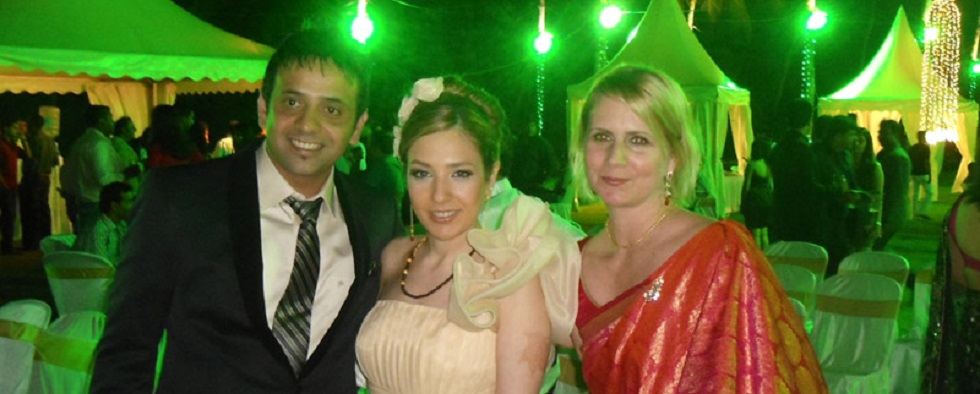 Confessions From A Wedding Reception In India