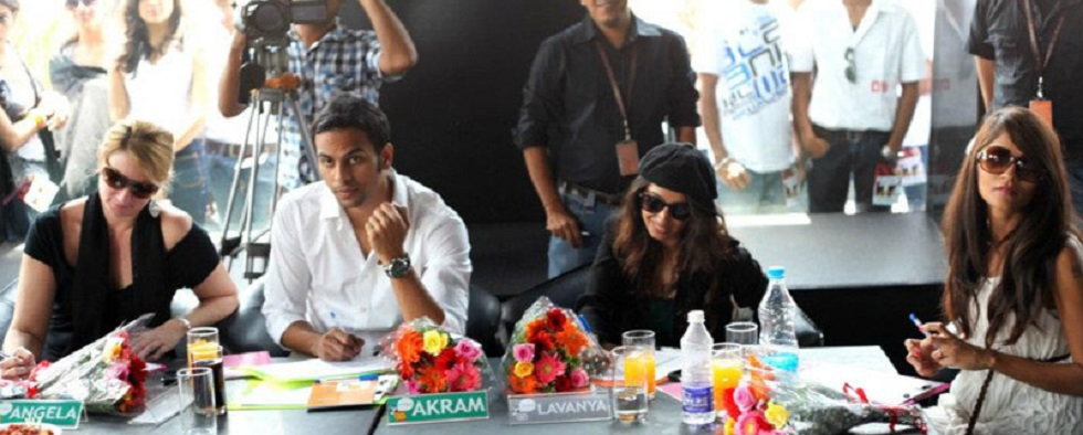 My Day Judging Indians: Pantaloon's Fresh Face Model Hunt 2012