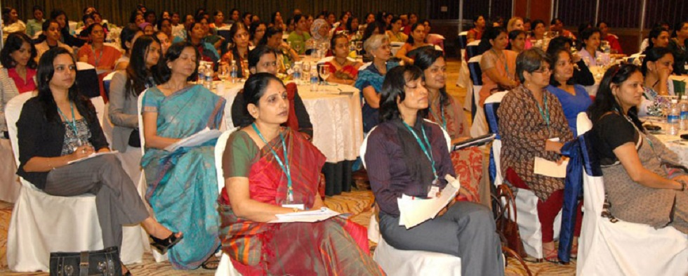 Go Girl!  Dun & Bradstreet's Dare to Lead Conference with Some of The Most Powerful Women in India