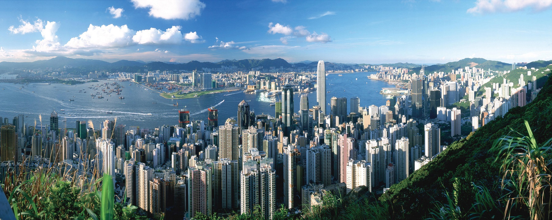 Starting Life Over Again in Hong Kong – Day 1