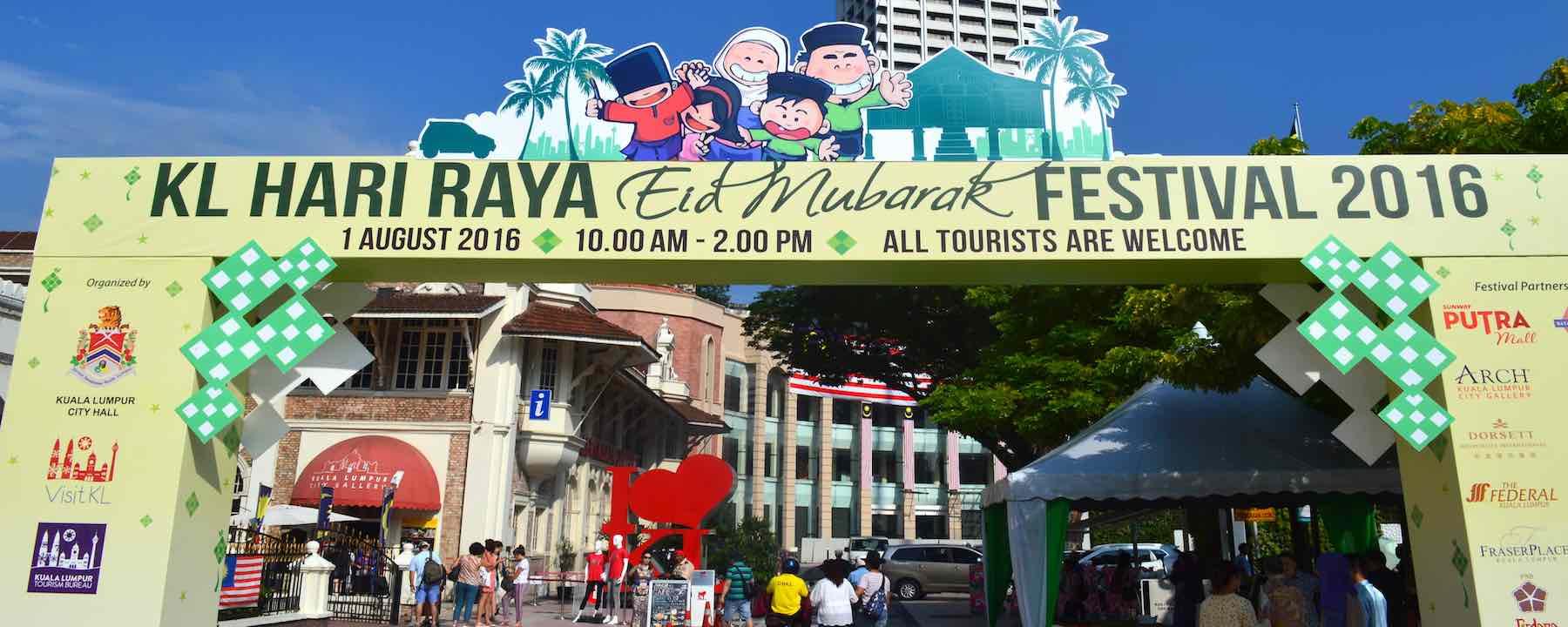 Expat Life: Food & Dance @ Hari Raya Eid Mubarak Festival in Kuala Lumpur Malaysia