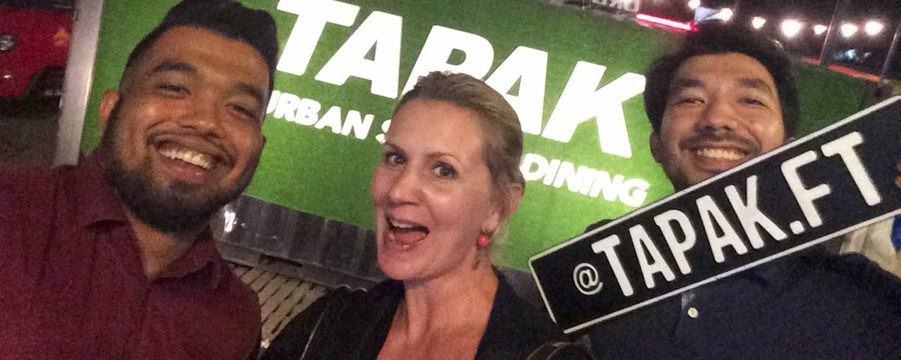 Sedap TAPAK! Kuala Lumpur's 1st Food Truck Park