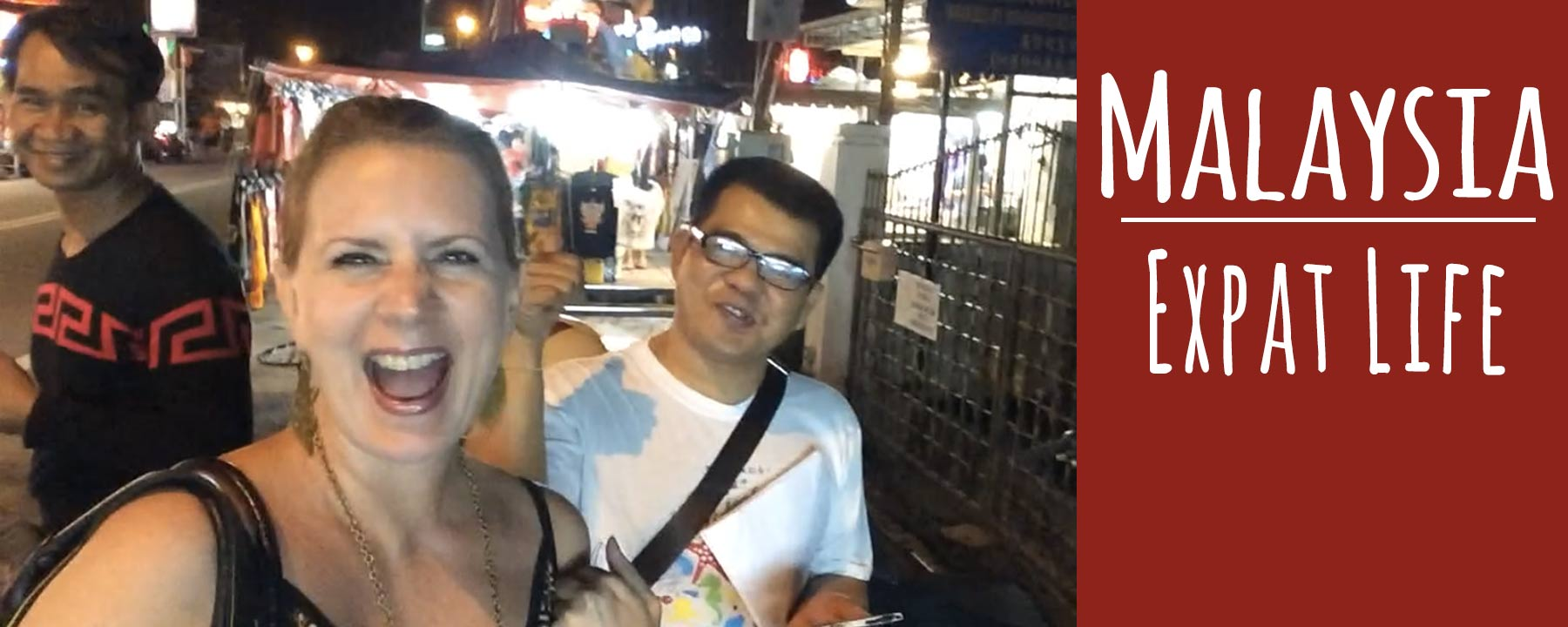 Expat Life: Batu Ferringhi Street Food & Night Market in Penang Malaysia