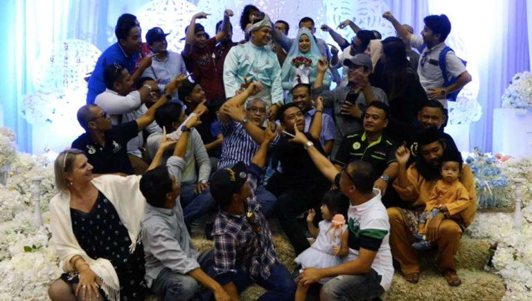 Attending Malay-Muslim Wedding Reception (Majlis Bersanding) | Kuala Lumpur Expat Life