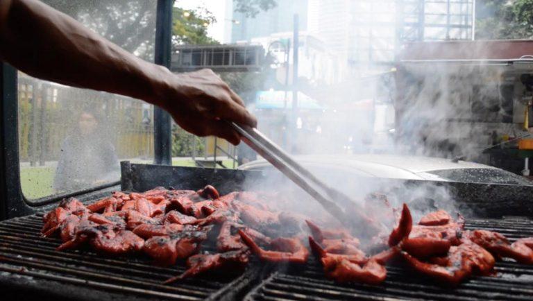Top 5 Kuala Lumpur FOOD TRUCKS at TAPAK KLCC