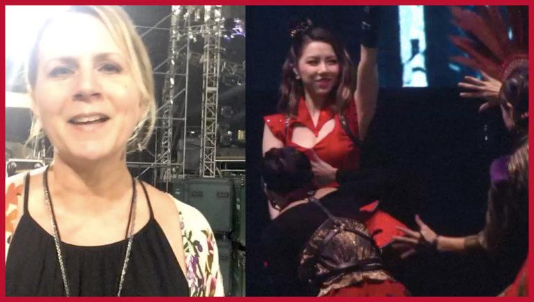 Vlog   Backstage at G.E.M. Kuala Lumpur Concert, Met Namewee