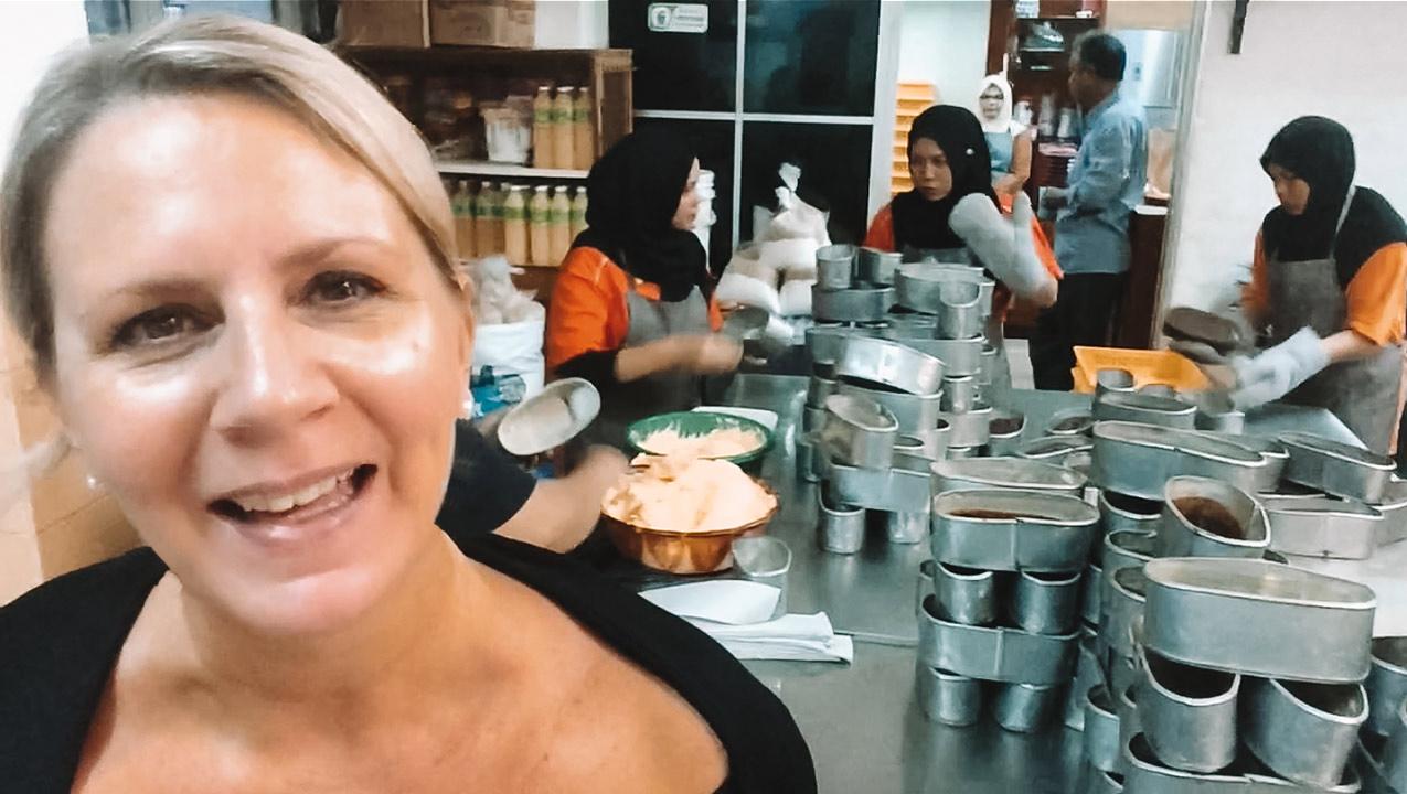 Kuala Lumpur: Life In A Malaysian Moist Cake Bakery