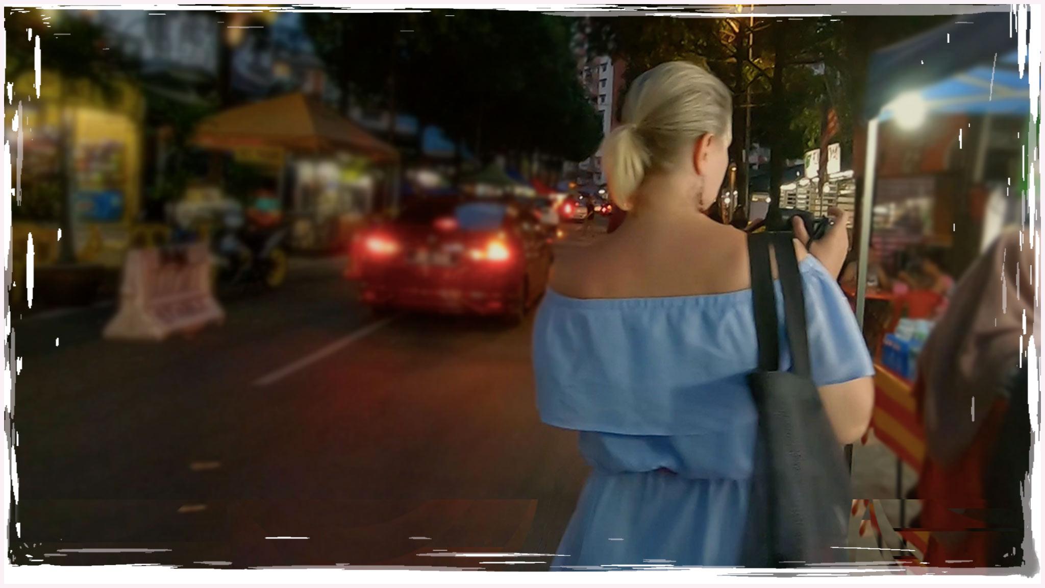 Kuala Lumpur Kampung Baru 2-Minute Vlog