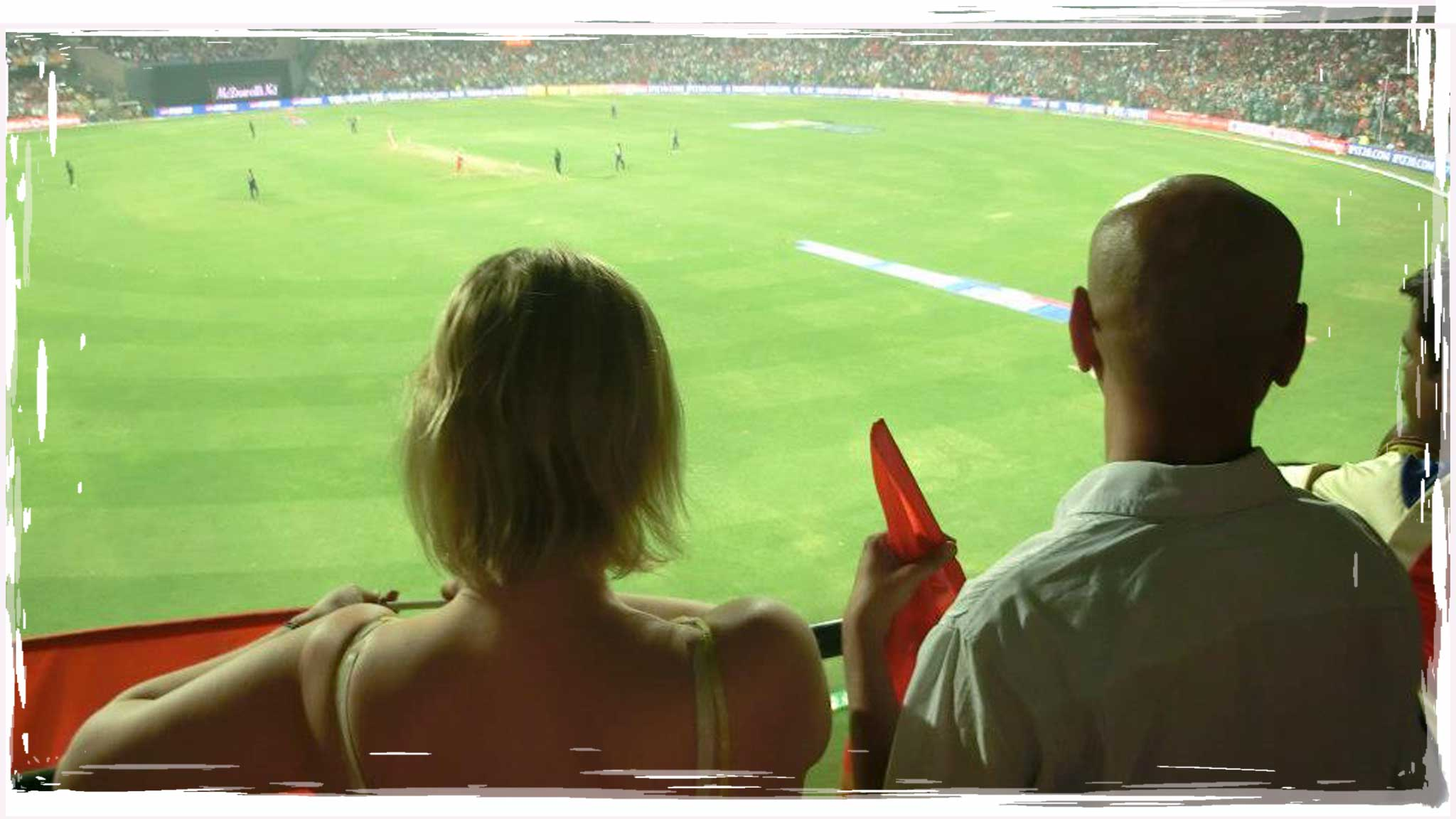 I Miss Living In India During IPL (RCB Cricket)