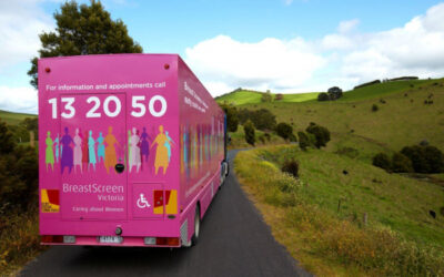Breast Screening Bus