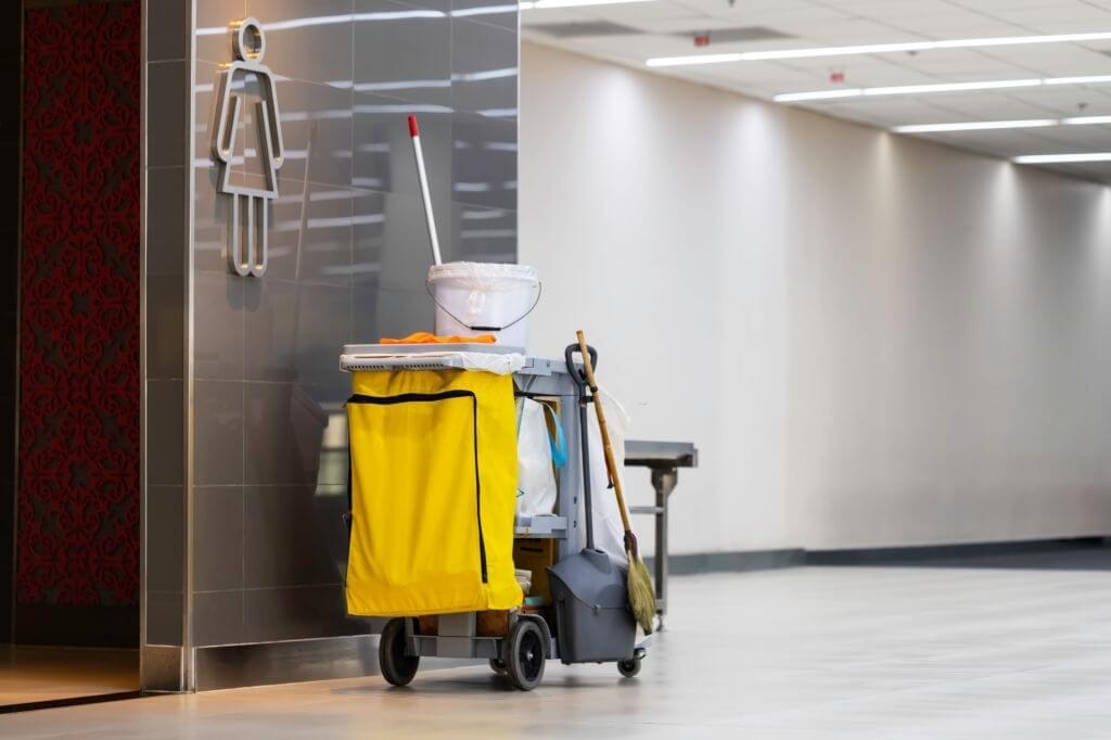 Commercial Sanitation CT