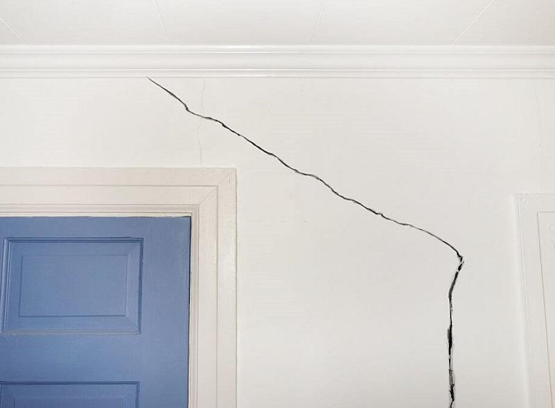 Crack Wall Repair Fairfield CT