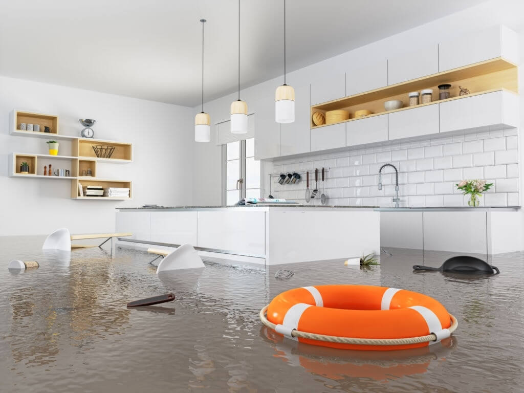 Water Damage Restoration Company Fairfield CT