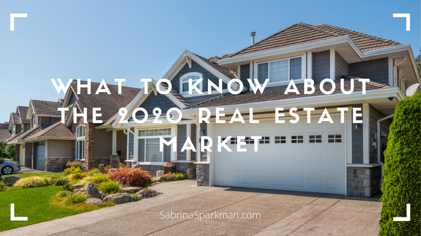 2020 real estate market