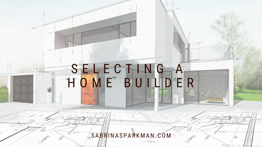 home builder tips