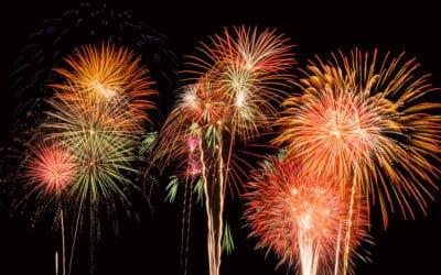 Best Places to Watch Fireworks near Norwalk, California