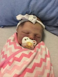 Baby Samantha Fox