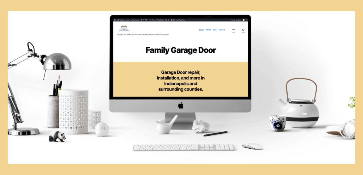 Family Doors New Website