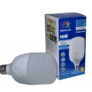 Foco LED 18W tipo Casco