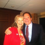 Lisa and Ken Ludwig