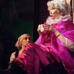 Lisa as the Fairy Godmother in R&H's Cinderella