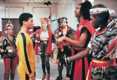 Lisa in The Last Dragon